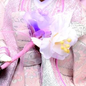 お姫さまの持ち物は「花束」。東之華オリジナルです。